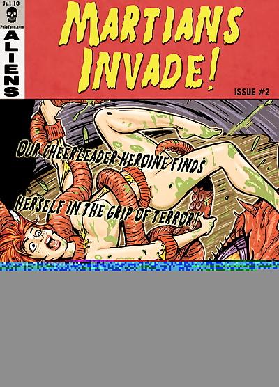 Martians Invade-2