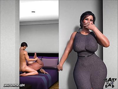 CrazyDad3D- Mother Desire..