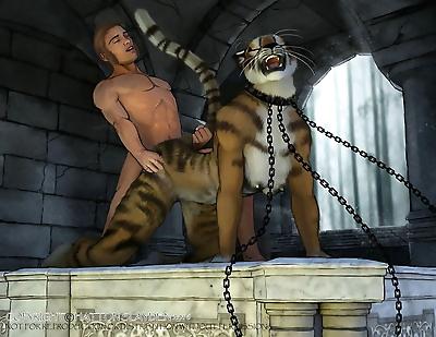 Bound Tigress