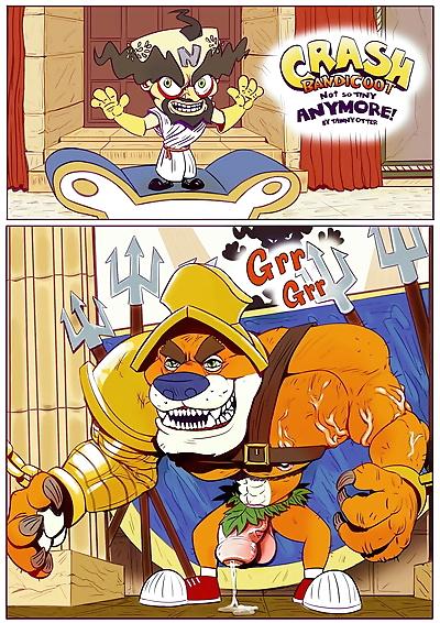TAWNY OTTER Crash Bandicoot..