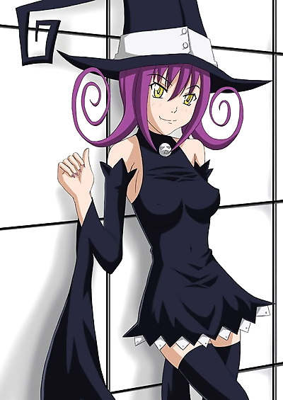 Blair from Soul Eater..