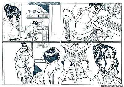 superheroine comixxx pincel