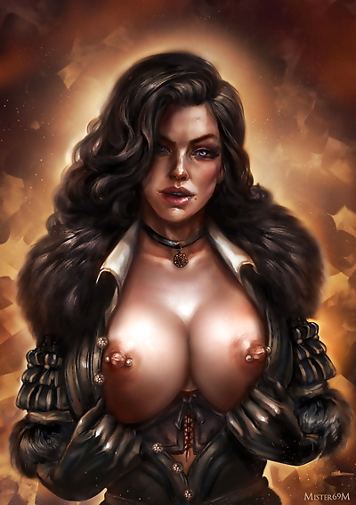 Yennefer of Vengerberg -..