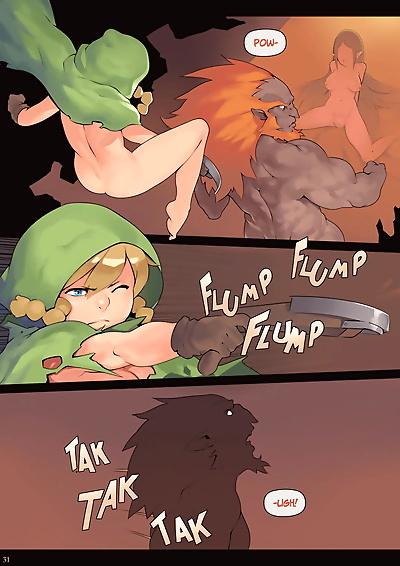 Norasuko Zelda - A Linkle to..