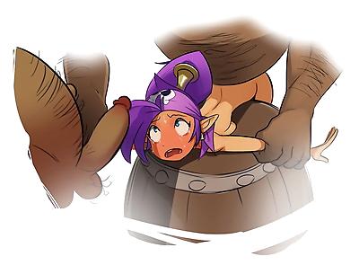 Polyle Commission - Shantae..
